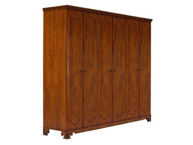 Kleiderschrank Aus Rubberwood Byzanz Kleiderschrank Schrank Und Holz