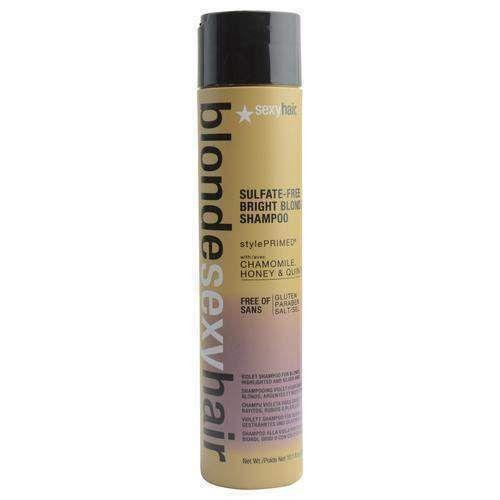 Blonde Sexy Hair Sulfate-free Bright Blonde Shampoo (violet) 10.1 Oz