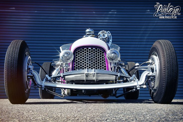 """""""The Singapore Sling"""" 1927 Chevy modified Roadster by Dan Collins"""