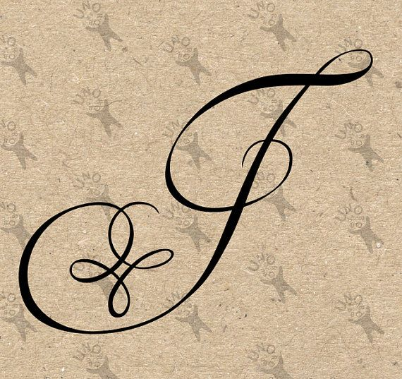 Letter j monogram initials and on pinterest