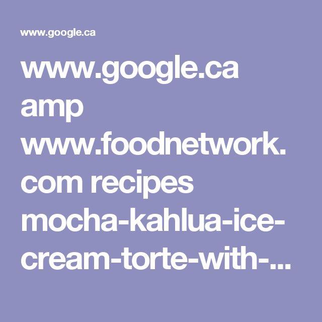 www.google.ca amp www.foodnetwork.com recipes mocha-kahlua-ice-cream-torte-with-hot-fudge-sauce-recipe.amp