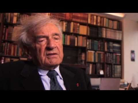 How does Elie Wiesel's loyalty to his father help him survive the Holocaust?