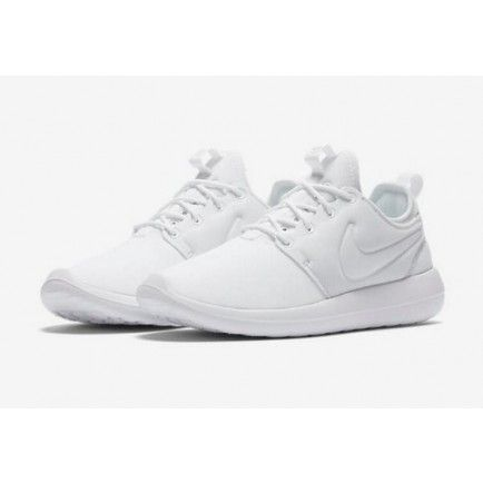 4d26bcc28337 Roshe Two Low Lifestyle Shoes White Pure Platinum - Roshe Run ...