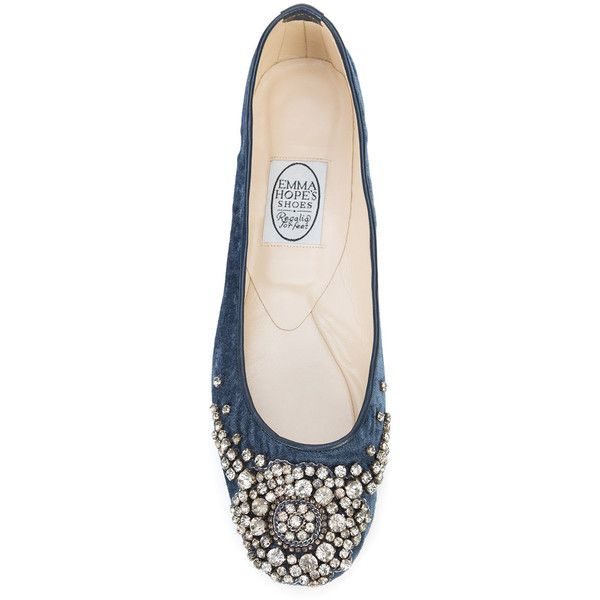 Emma Hope Shoes Diadema Chisel ballerina shoes (67.065 RUB) ❤ liked on Polyvore featuring shoes, flats, skimmer flats, blue ballet shoes, ballerina flat shoes, ballet shoes flats and blue ballet flats