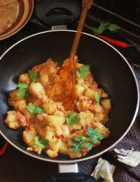 Aloo Keema Recipe-How to make Keema Aloo recipe - Fa's Kitchen