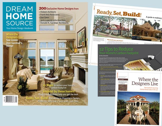 new home plan magazine meet our new publication dream home source with tons - Home Design Articles