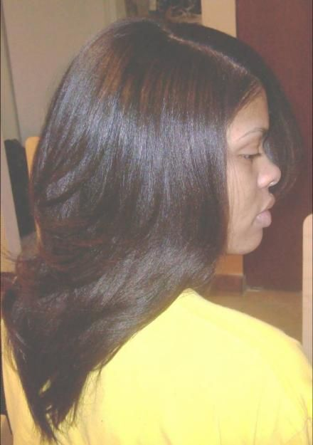 sewing hair styles pictures best 25 sew in ideas on hair 3722