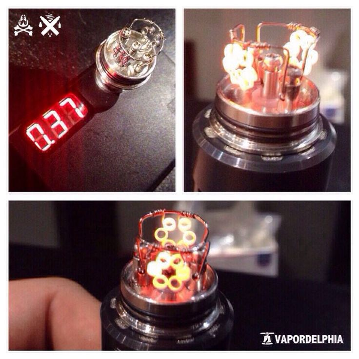 Dual Iron Man, Arc reactor coils. Only .37 Ohms