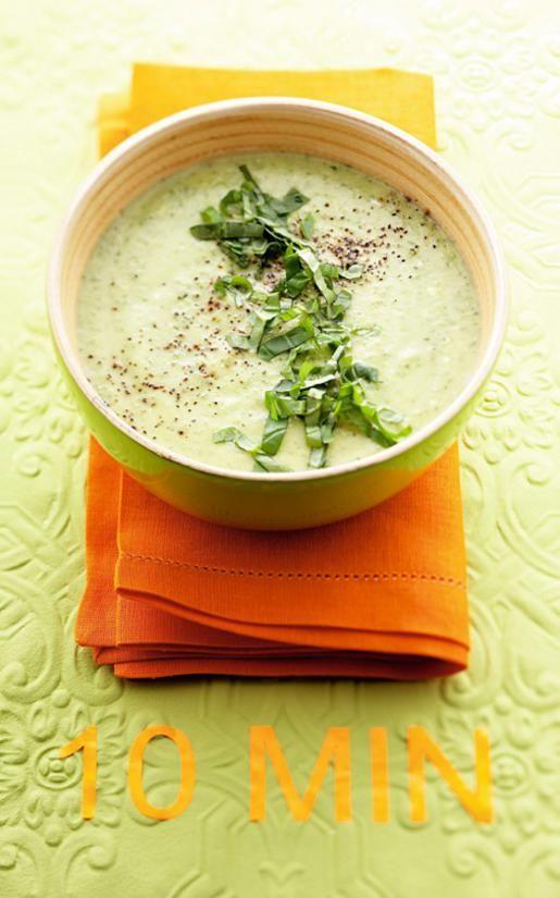 Σούπα βελουτέ με λαχανικά