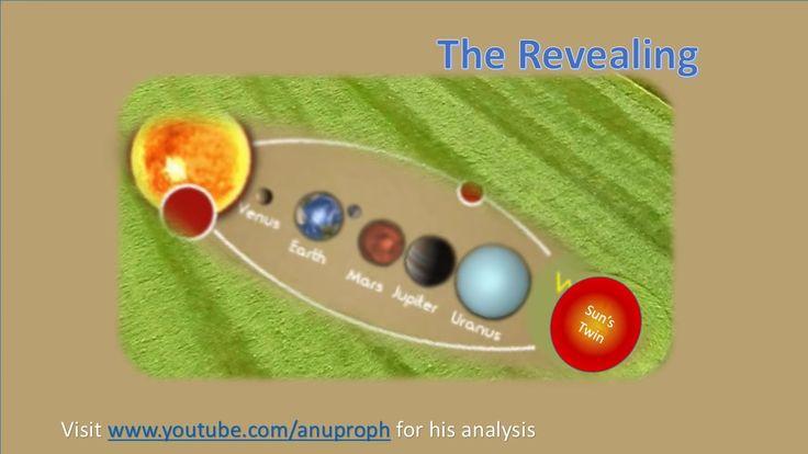 Latest Nibiru, Planet X, Crop Circle Message Decoded. Original, Shocking...