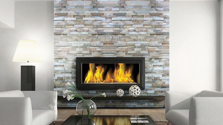 13 best Steinwand images on Pinterest White bricks, Brick wall - steintapete beige wohnzimmer