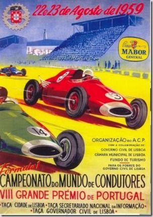 ✔️ 1959 Portugal Grand Prix