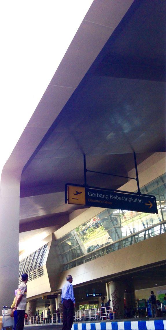 Juanda Airport Terminal 1 Sidoarjo Surabaya Indonesia