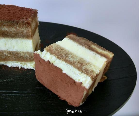 Tiramisù gelato   Ricetta