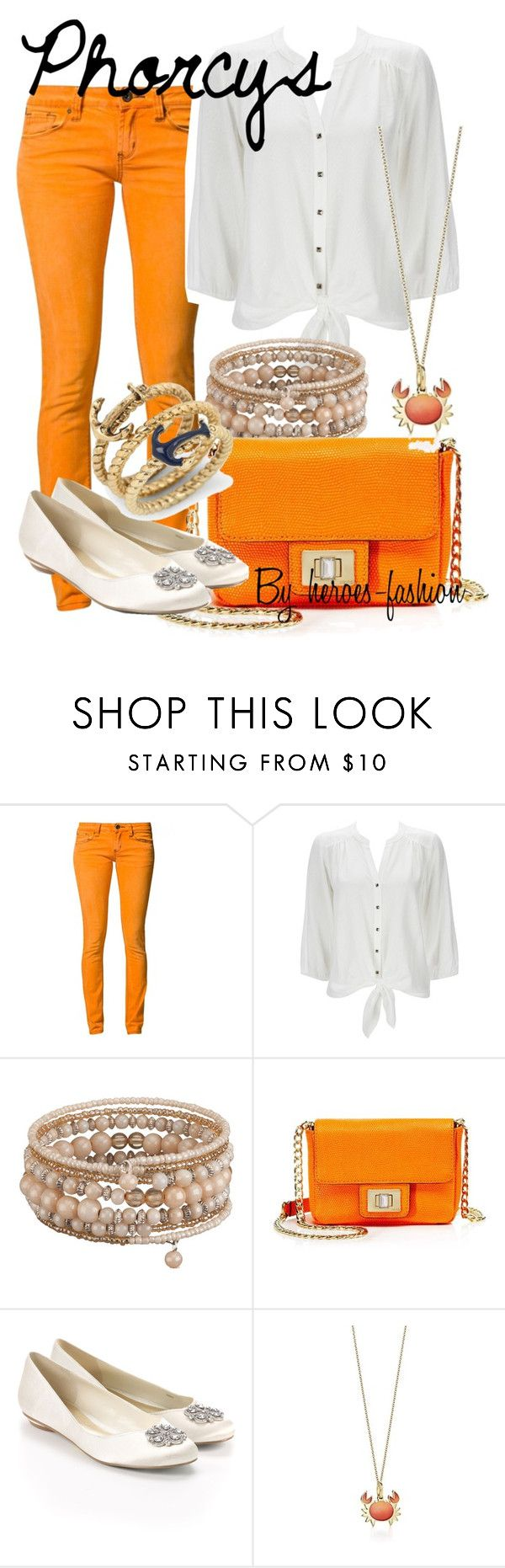"""""""Phorcys"""" by heroes-fashion ❤ liked on Polyvore featuring One Green Elephant, Wallis, Juicy Couture, Monsoon, Tiffany & Co. and C. Wonder"""