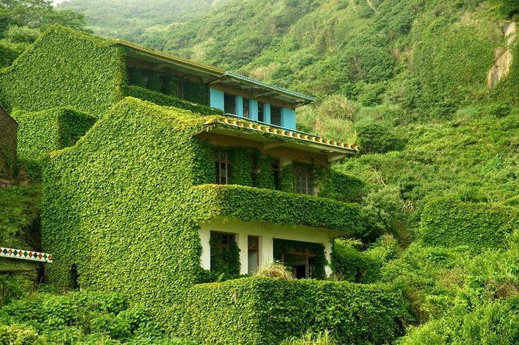 Piękna opuszczona wioska duchów na chińskiej wyspie Gouqi - Podróże