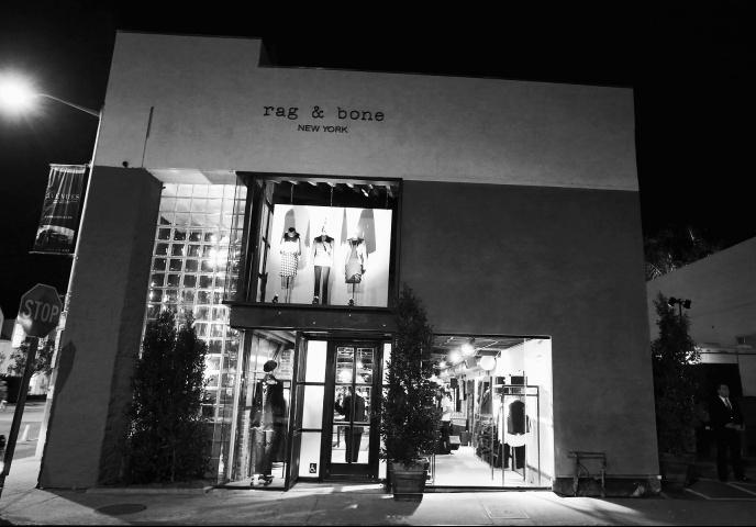 Rag & Bone's West Hollywood, L.A. store