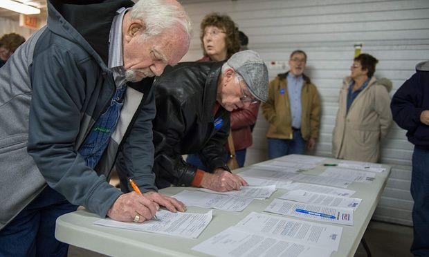 Democratic Iowa caucus.  Iowa Democratic party altered precinct's caucus results during. Did Bernie actually win?