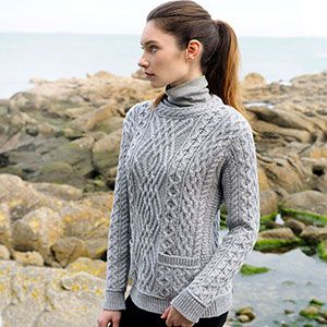 9 best Irish Wool Sweaters images on Pinterest | Wool sweaters ...