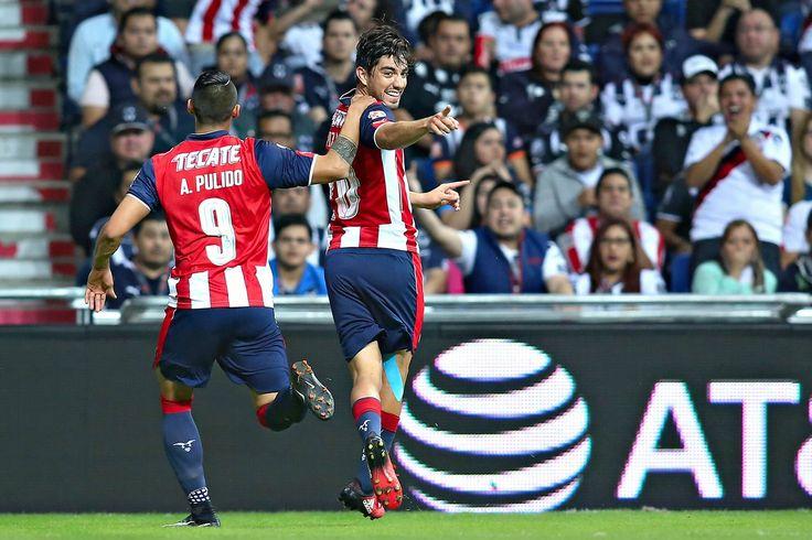 Watch #Rodolfo #Pizarro #Score A Banger Against #Monterrey. #goal #soccergoal #soccergame