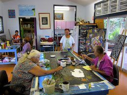 Hopevale Art Centre, Cooktown, Cape York, Far North Queensland, yourtrails.com.au