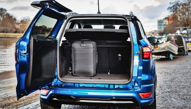 2020 Ford Ecosport Trunk Ford Ecosport Ford Interior Photo