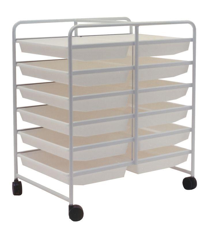 Mobile Tray #Storage Unit