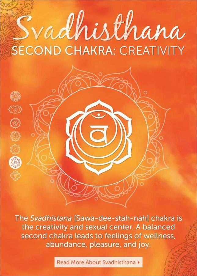 Segundo Chakra