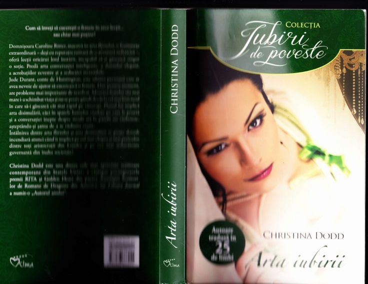 Christina Dood Arta Iubirii