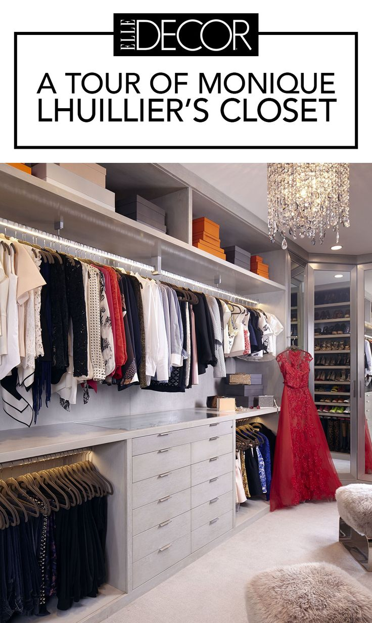 Celebrity Closets with Lisa Adams / Monique Lhuillier ...