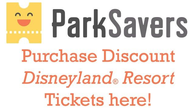 Parksavers Discount Disney Tickets