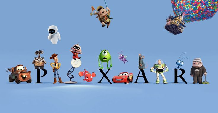 The Pixar Theory: Every Character Lives in the Same Universe ~ WOW