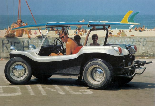 Meyers Manx - Beach Ready