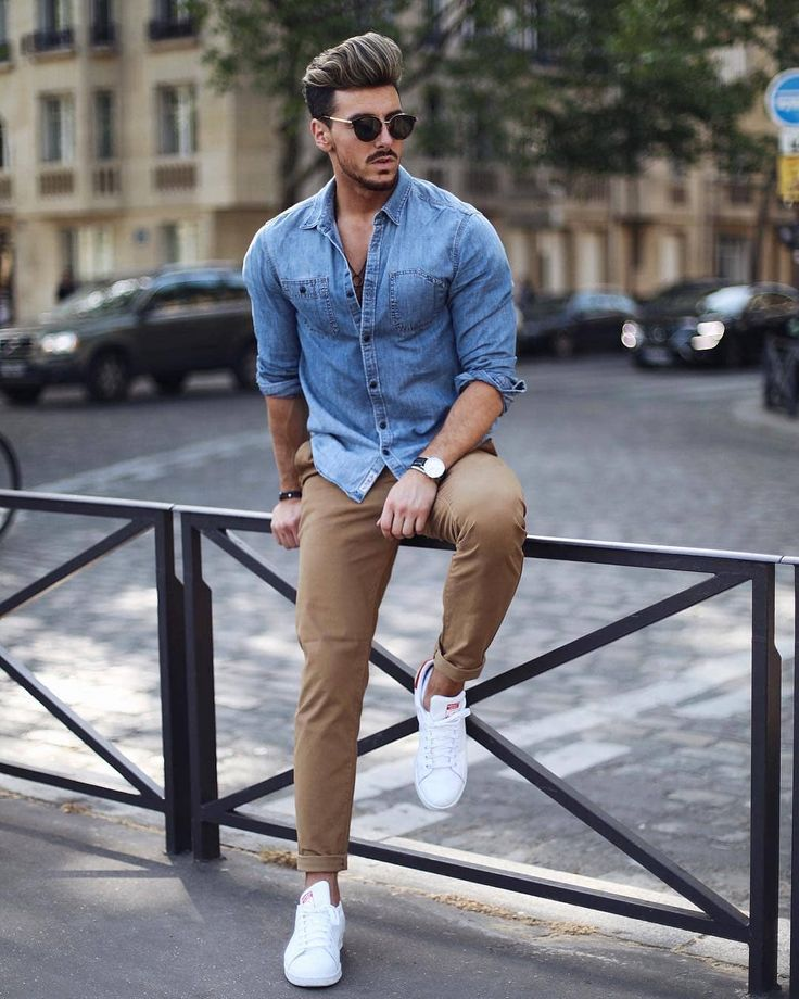 Style by :Rowan Row Follow us for more @casualstylesformen Turn on post notifica…