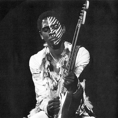 Eddie Hazel one of the greatest guitarists ever.  Under appreciated visionary who influenced so many.