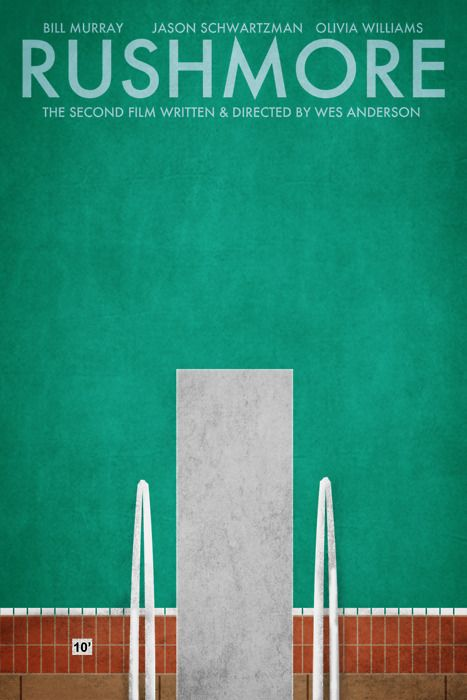 Rushmore movie poster