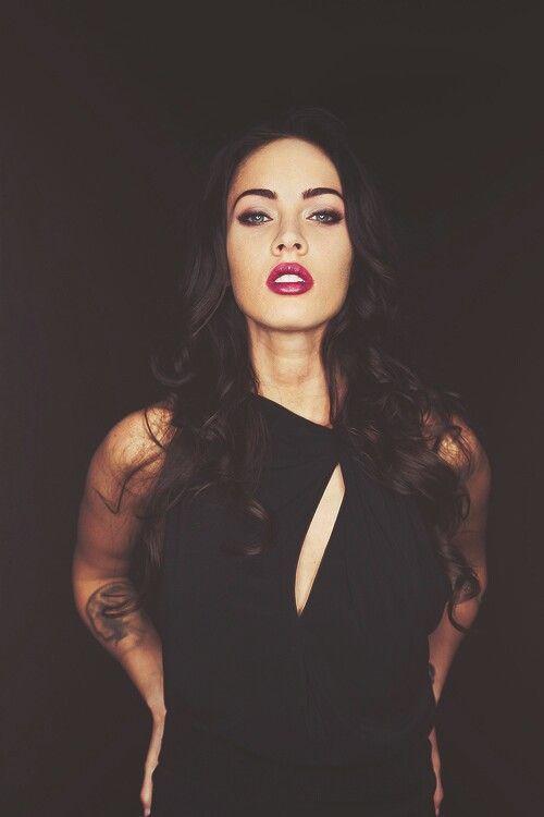 Love her...megan fox...tattoos