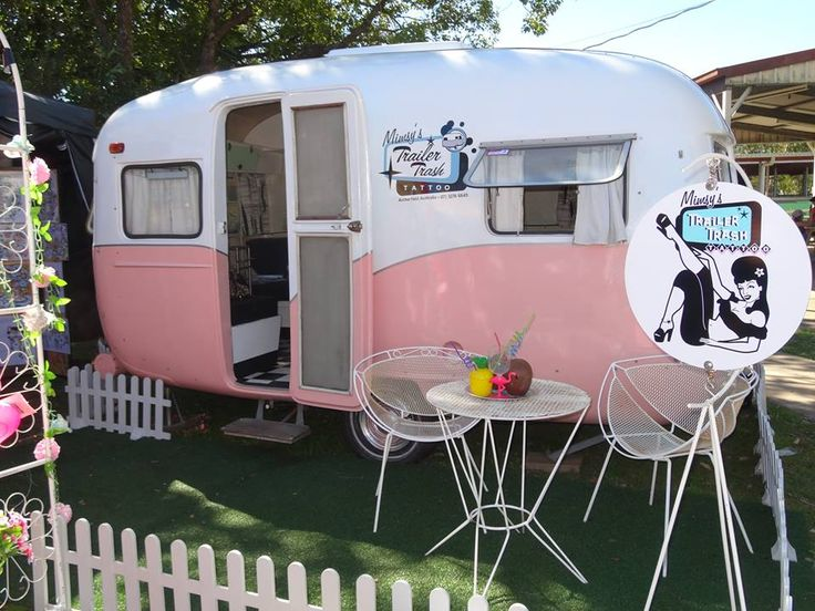 1136 Best Vintage Camper Trailers Images On Pinterest