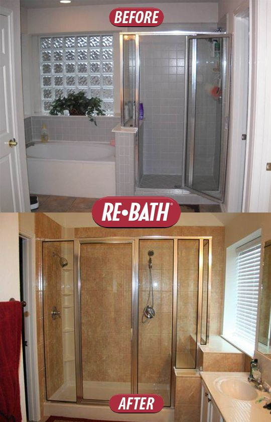 32 Best Re Bath Before And Afters Images On Pinterest