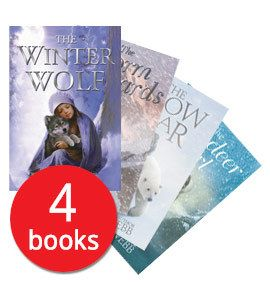 Holly Webb Winter Stories Collection - 4 Books - Collection - 9781847158338 - Holly Webb