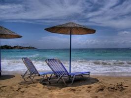 Pefkos beach - Rhodes