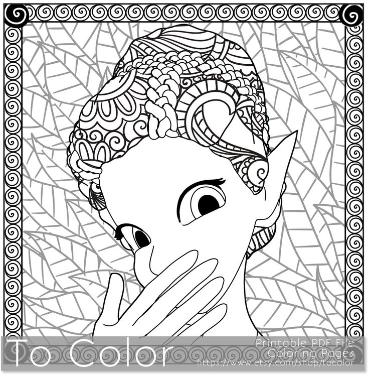 Grown Up Coloring Pages Pdf : Best images about coloring pages on pinterest