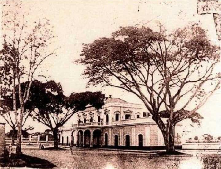Palmira valle Colombia la estación del tren