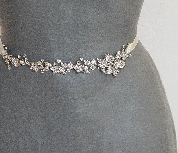 Best 25 Bridal Belts Ideas On Pinterest Wedding Sash And Belt