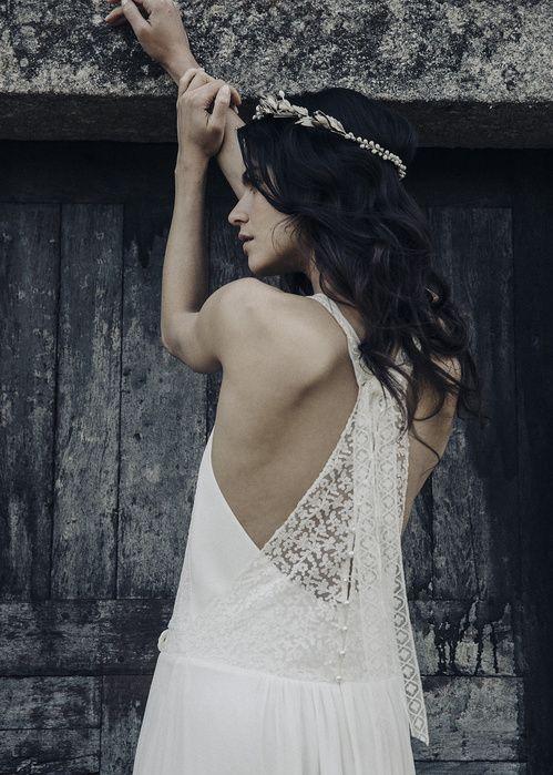 robe de mariee Laure de Sagazan collection 2017 bridal 30