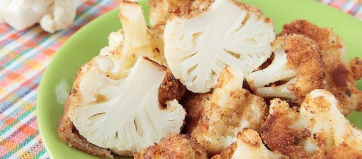 Recept: Sajtos-tejfölös bundás karfiol, olyan mint a rántott, csak nem lesz olajszag