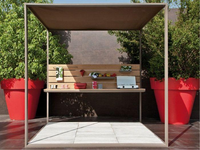 18 migliori immagini outdoor kitchen su pinterest cucine - Cucine all aperto ...