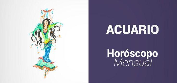 Horóscopo Mensual Septiembre 2017 para Acuario