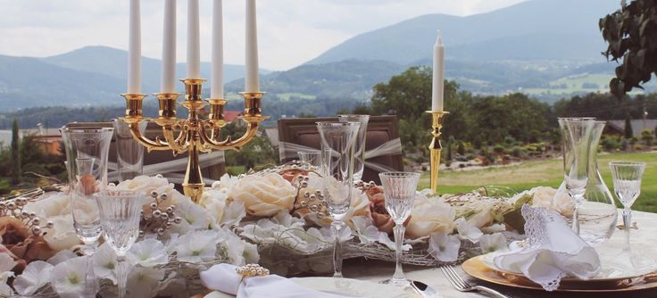 Sweetandchic.cz A friend who organises weddings. Why not organise a fun weekend get away for you and your guests here?