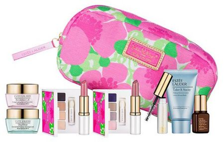 Macys Estee Lauder Free Gift With Purchase www.simplystine.com